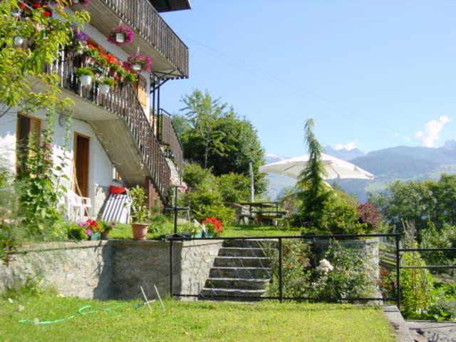 affitto bilocale a torgnon in valle d'aosta